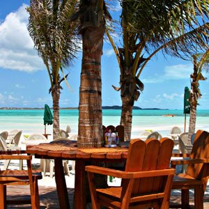 Bugaloo's Conch Crawl Seafood and Outdoor Dining Turks and Caicos